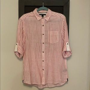 Kenneth Cole Linen Shirt
